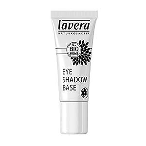 lavera Base de fard à paupières – Eyeshadow Base – l'accessoire indispensable – vegan – Cosmétiques naturels – Make up – Ingrédients végétaux bio – 100% Naturel Maquillage (9 ml)