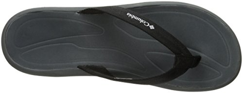 Columbia Kvinna Caprizee Flip Atletisk Sandal Svart / Vit