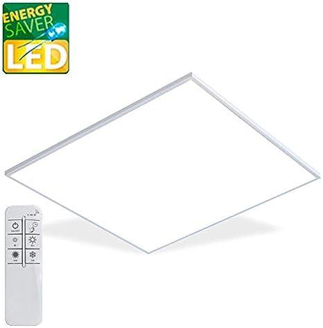 variable Farbtemperatur 2700-6500K 120x30cm dimmbar LED Panel Marlies 120cm mit Funk-Fernbedienung