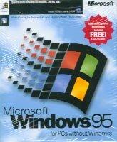 Microsoft Windows 95 by Microsoft Software