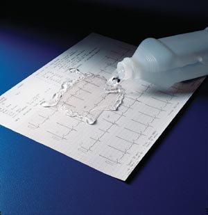 PAPER EKG THERMAL 200 SHT/PD10PD/CS BURDICK ASSURANCE 50™ ECG RECORDING PAPER BY CARDIAC SCIENCE