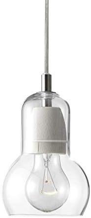 &Tradition - Bulb Pendelleuchte, SR1, klar, Stromkabel transparent