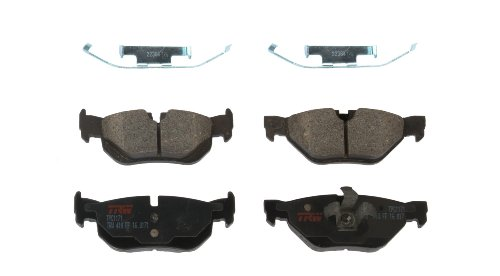 Ultimate Ceramic Rear Brake Pads - 4