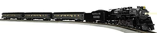 Lionel Santa Fe Cajon HO Scale Train Set