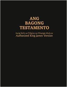 Filipino (Tagalog) KJV New Testament (Large Print) (Tagalog