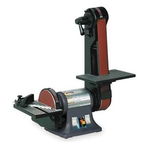 DAYTON 6Y945 Belt/Disc Sander 1/3 HP 120V