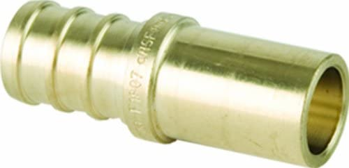 46622 Zero Lead 50//Each Viega PureFlow Crimp Adapter