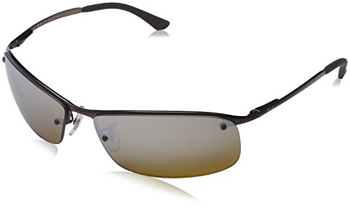 ray ban herren sonnenbrille top bar rb3183 amazon review. Black Bedroom Furniture Sets. Home Design Ideas