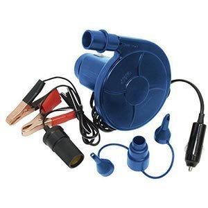HO 12 Volt Tube Inflator (Blue)