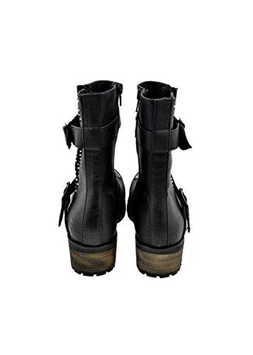 CAFèNOIR 7 Women's black Boots black rwxFrqZHIp