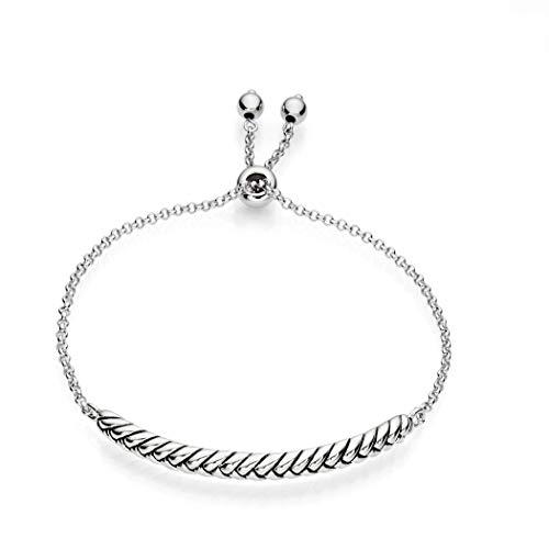 Nambe Braid Bolo Bracelet ()