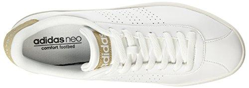 Bianco da Court Ftwbla adidas Uomo Fitness Vulc Scarpe Ftwbla Caqtra qYwgFf