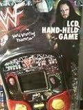 WWF Wrestling Undertaker Handheld LCD Game WWE MGA 1998 by MGA