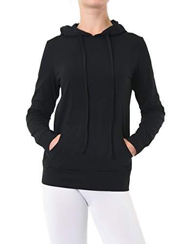 Cotton Pullover Hoody - 5