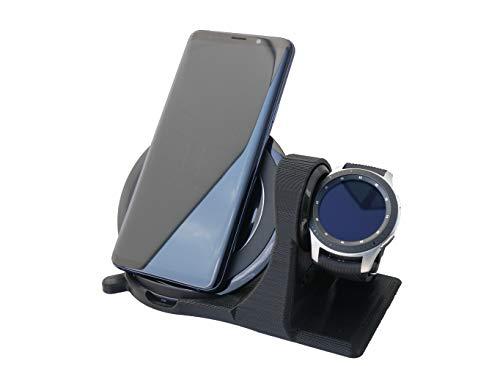 Artifex Design Stand Configured for Samsung Galaxy Watch, Smartwatch Charging Stand, Artifex Charging Dock Stand (Galaxy 2016 Wireless)