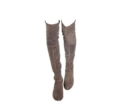 Stuart Weitzman Women's Loden Green Suede Lowland Over The Knee Boot (10.5 M US) (Stuart Weitzman Thigh Scraper Over The Knee Boots)