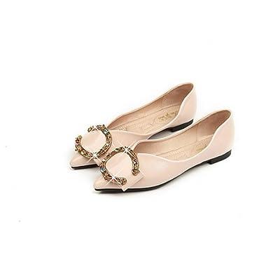 Donyyyy Haut de la chaussure semelle plate