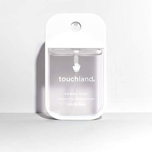 Touchland Power Mist Hydrating Hand Sanitizer Spray Neutral from Touchland