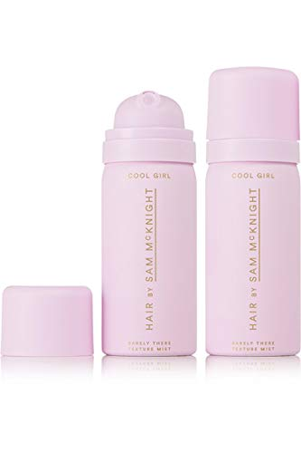 HAIR BY SAM MCKNIGHT Cool Girl Barely There Texture Mist, 2 x 50ml