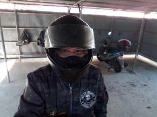 システムヘルメット ブレスガード