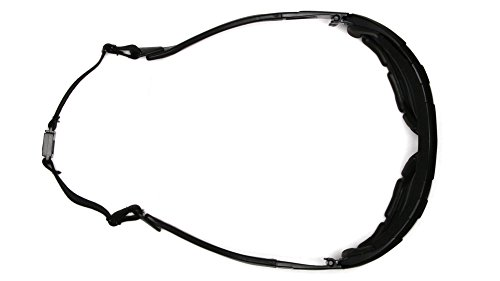 Pyramex V3G Safety Goggles, Black Strap/Temples/Clear H2X Ultra Lens by Pyramex Safety (Image #5)
