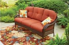 Amazon Com Better Homes And Gardens Azalea Ridge Outdoor Sofa