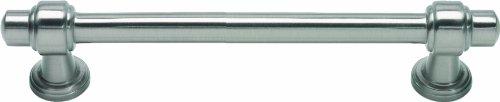 (Atlas Homewares 352-BRN Bronte 6.25-Inch Pull, Brushed Nickel)