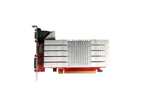 Diamond Multimedia ATI AMD Radeon HD 5450 PCI Express GDDR3 1GB Video Graphics Card 5450PE31G by Diamond Multimedia