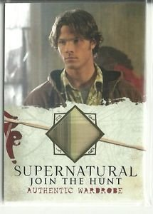 (Supernatural Seasons 1-3: Join the Hunt Wardrobe #M13 Sam Winchester (Cryptozoic) Trading Card)
