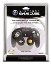 GameCube Controller- Jet (Black)