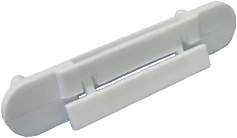 White Window Sash Weep Hole Cover 1230 Set of 10 Vision Hardware