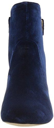 Nine West Damen Quarryn Stiefel Blau (French Navy)