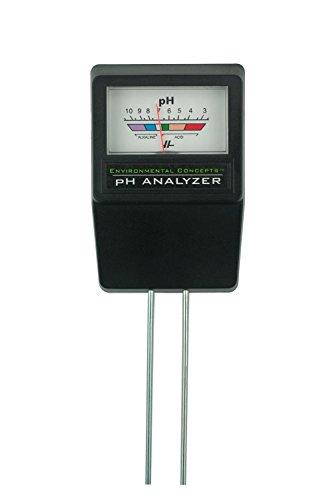 Environmental Concepts pH7 Dual Probe Soil PH Meter
