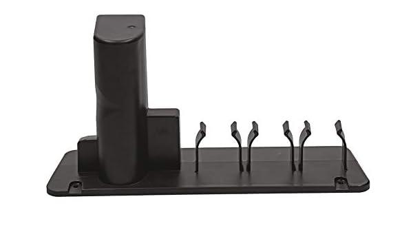 Bosch - Soporte de pared para aspiradora de mano inalámbrica Bosch Gas 18V-1 c/w Stanley KeyTape (imagen mostrada) + barra de chocolate Cadbury: Amazon.es: Bricolaje y herramientas