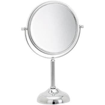 Amazon Com Jerdon Jp916c 6 Inch Vanity Mirror With 5x