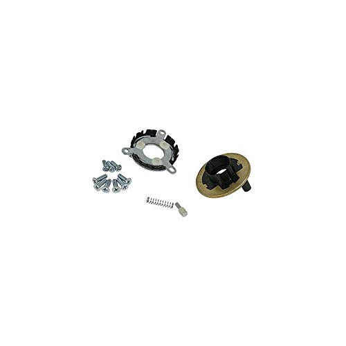 Eckler's Premier Quality Products 50206134 Chevelle Horn Cap Mounting Kit Steering Wheel Wood