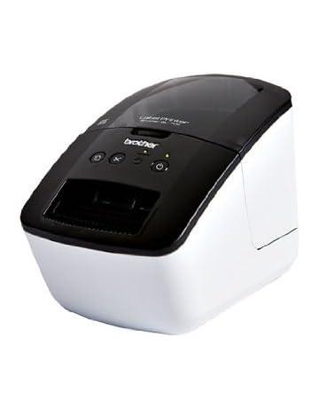 Brother QL700 - Impresora de etiquetas profesional con tecnología térmica directa (función