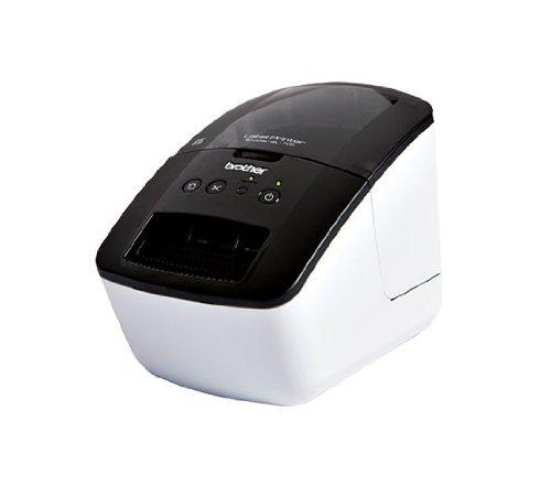 20 opinioni per Brother QL700 Stampante per Etichette, Collegabile a PC, Plug&Print, Rotoli DK