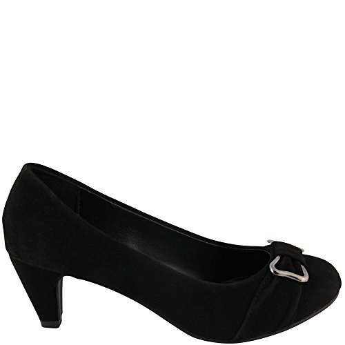 Material Zapatos Para Mujer Sintético Negro Vestir De Unbekannt xtTdFwqHx