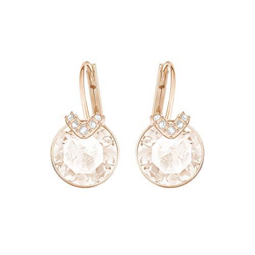 SWAROVSKI Women's Bella V Crystal Pierced Earrings Collection