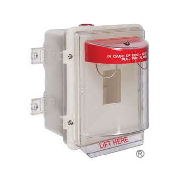 SAFETY TECHNOLOGY STI 1200A Stopper II w/-A- Backbox by STI