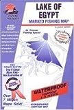 Lake of Egypt Fishing Map (Illinois Fishing Series, m360)