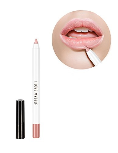 "RealHer Defining, Anti-Feathering, No Bleeding, Nude Lip Liner – ""I Love Myself"""