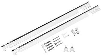 Buderus Vertikalheizk/örper CV-Profil Typ 10 H/öhe 1800 mm verschiedene Gr/ö/ßen 1800 mm x 300 mm