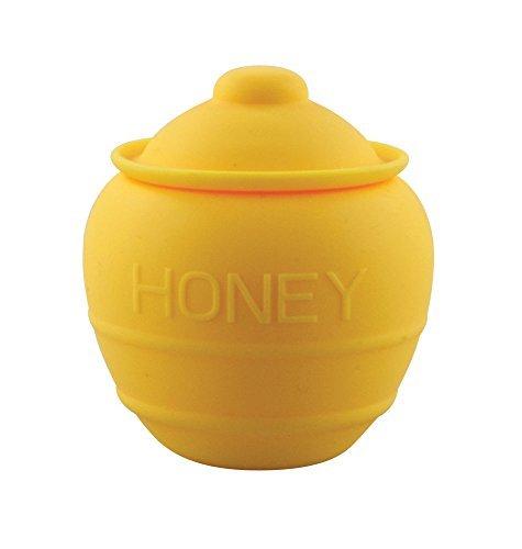 NoGoo Silicone Jar - Honey Pot - 2.5