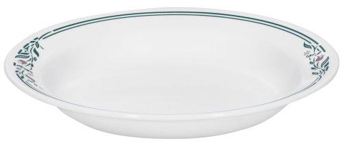 Corelle Rosemarie - Corelle Livingware 15-Ounce Rimmed Soup/Salad Bowl, Rosemarie