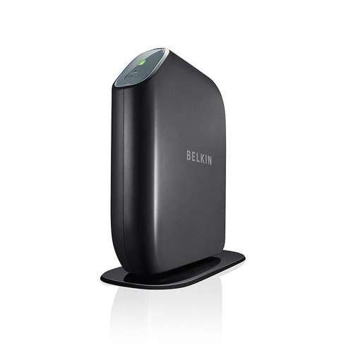 Belkin Share N300 Wireless N+ Router MiMo 3D & USB ()