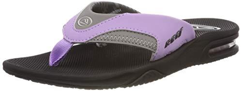 Para Reef purple Gris Fanning Chanclas Gpp grey Mujer 7xq6FwA