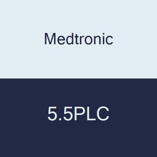 (Covidien 5.5PLC Tracheostomy Tube, Pediatric, Long Cuffed, 52 mm Length, Size 5.5)