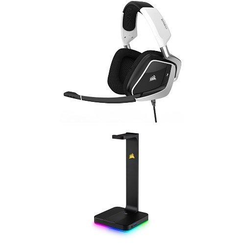 CORSAIR VOID PRO RGB USB Gaming Headset - Dolby 7 1 Surround Sound